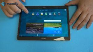 "Anleitung ""Samsung SM-T805 Galaxy Tab S 10.5 LTE selbst reparieren – Akku wechseln"" 22"