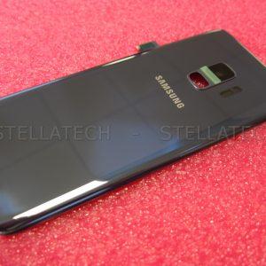 Samsung SM-G960F Galaxy S9 – Akkudeckel / Batterie Cover Blau