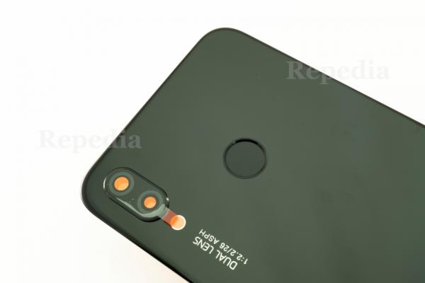 Huawei P20 Lite Dual Sim Akkudeckel Details Front