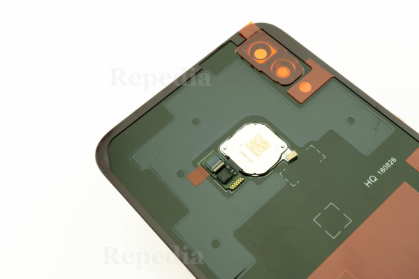 Huawei P20 Lite Dual Sim Akkudeckel Details Innenansicht