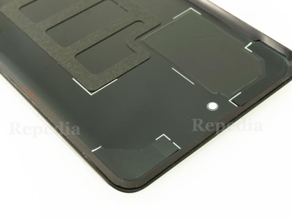 Huawei P30 Pro (VOG-L29) - Akkudeckel / Batterie Cover Schwarz 4